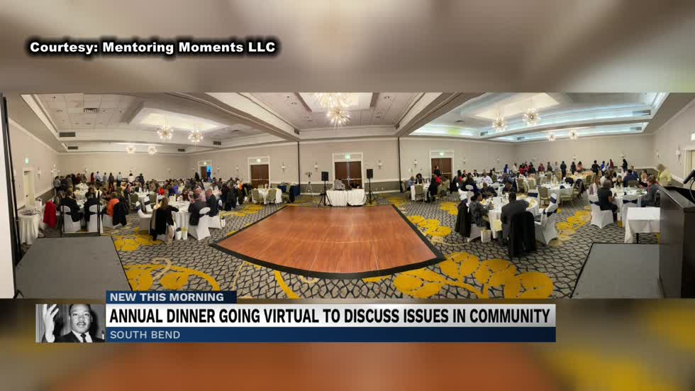Annual dinner goes virtual to discuss issues in Michiana